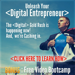 Learn how to start an online marketing business and participate in the Digital Gold Rush