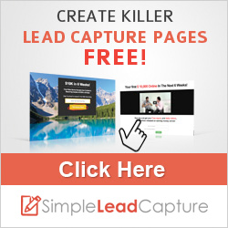 lead capture software