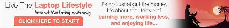 enjoy life | work less | live the laptop lifestyle